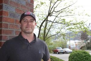 IKKOS founder and CEO Sean Hutchinson.