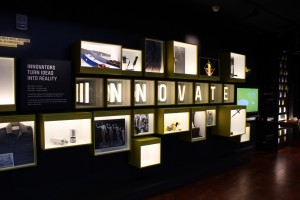 The new Bezos Center for Innovation at MOHAI celebrates Seattle as an innovation hub and inspires youth to think creatively.