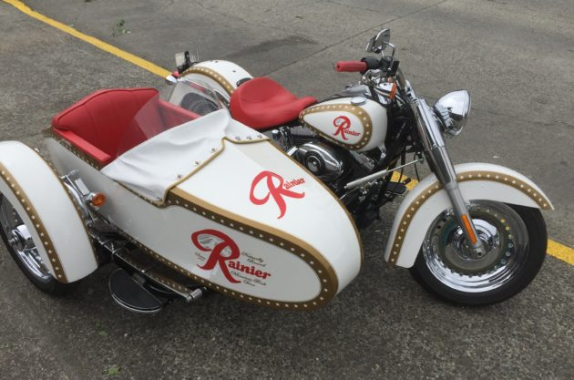 Rainier motorcycle