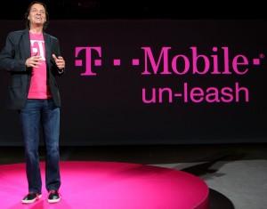 T-Mobile CEO John Legere. (T-Mobile Photo)