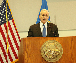 Minnesota Governor Dayton