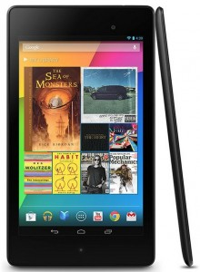 Nexus 7 books