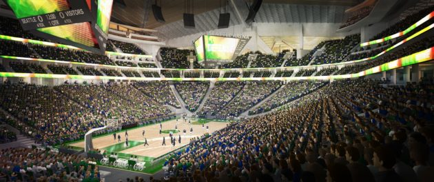 KeyArena renovation