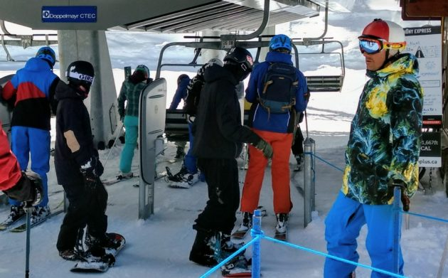 Tech on the slopes: How RFID is changing the experience of skiing