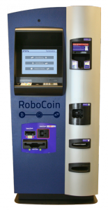 The world's first Bitcoin ATM was installed