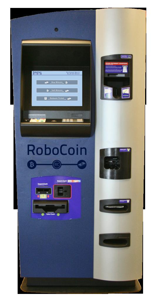 Robocoin rendering