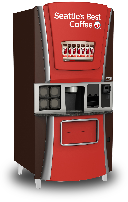 rubi coffee machine