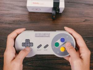 SFC30 Bluetooth Controller NES Receiver