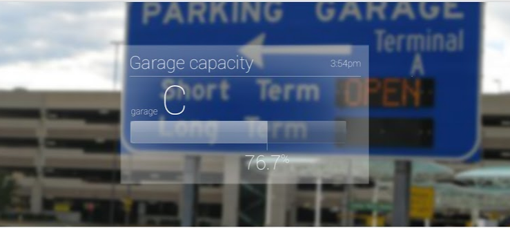 Here's how Google Glass could help you at the airport