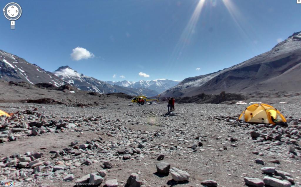 The Plaza Argentina Base Camp at Mendoza, Argentina