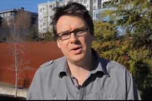 Vidya founder Joe Booth
