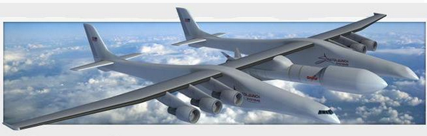 Paul Allen's Stratolaunch opens giant hangar for world's ...