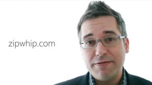 Zipwhip CEO John Lauer.