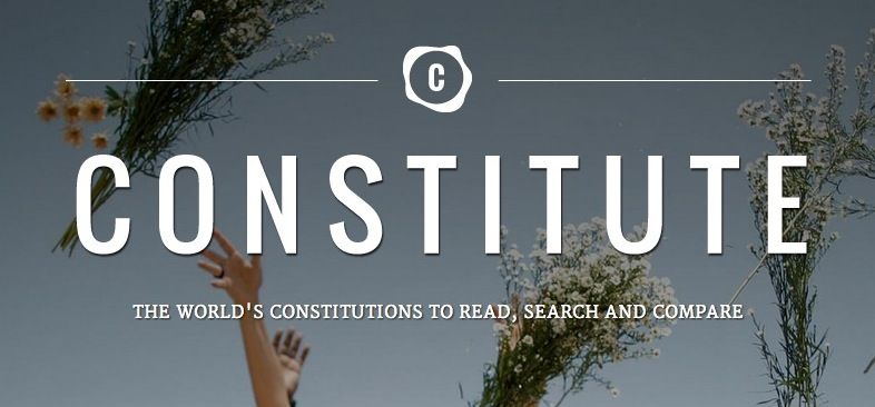 Google unveils Constitute, a new project to view the world's constitutions