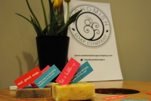 "Originally from FLorida, Snohomish Soap company founder Cindy Todd said she hopes to strike a balance between ""scaling and remaining local."""