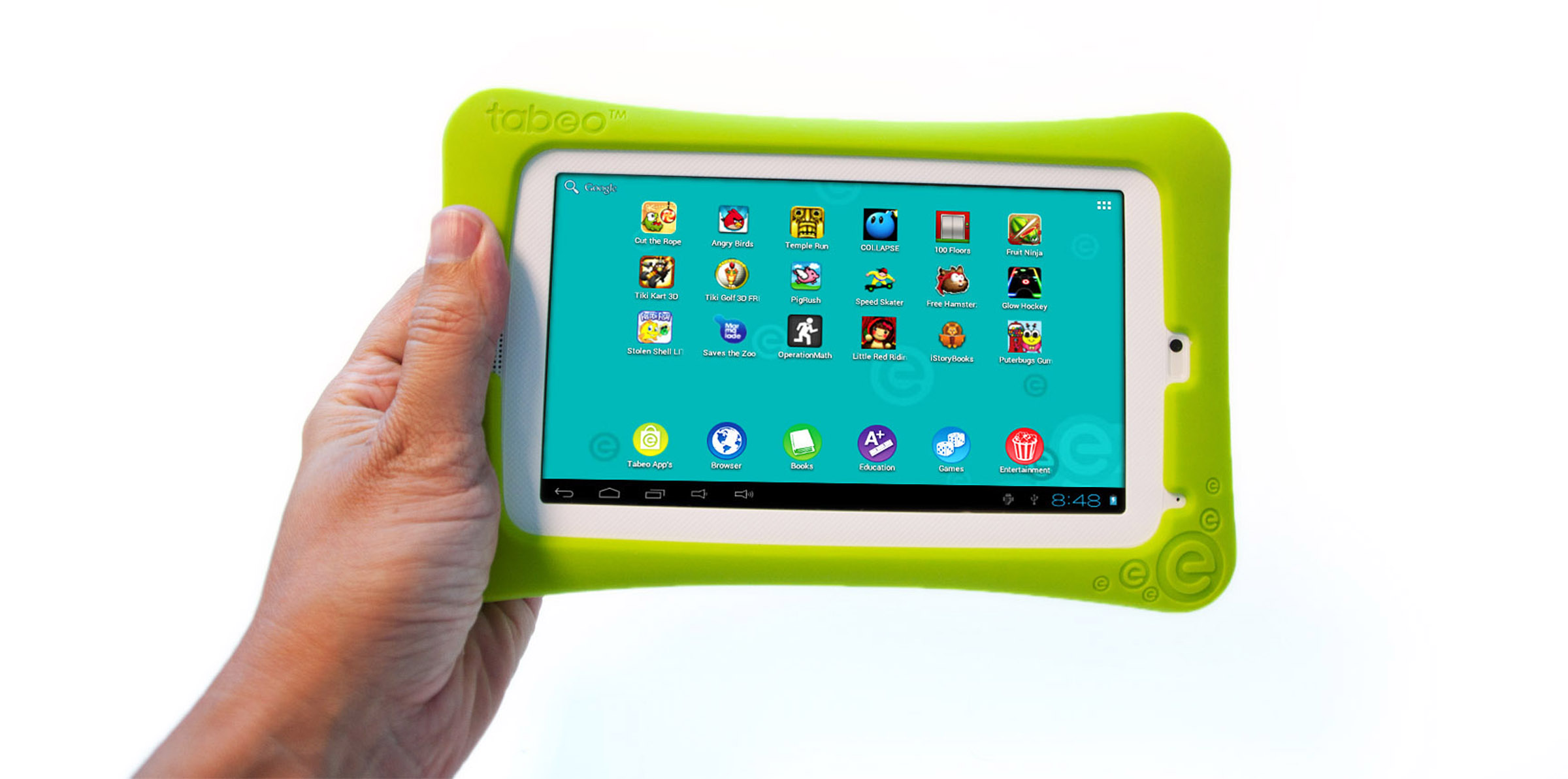 Amazon s new tablet rival Toys R Us unveils the $150 kid friendly