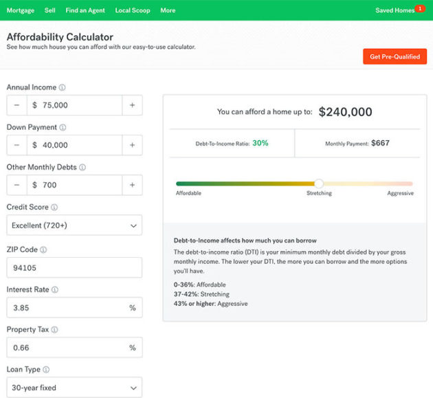 Trulia Debuts Affordability Calculator To Help House