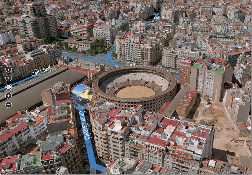 microsoft is taking another shot at googles maps supremacy with a public preview of its bing maps app for windows 81