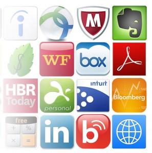 HDX is work-app friendly