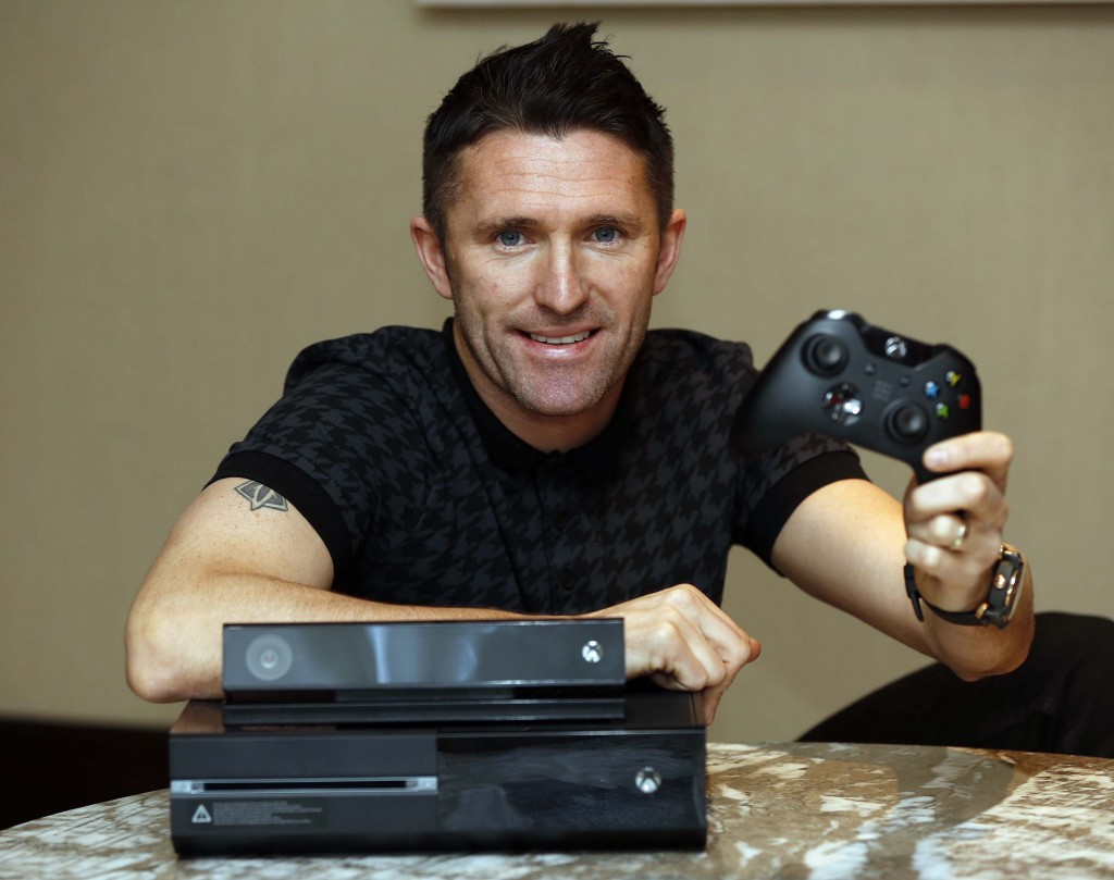 XboxOne RobbieKeane launch 5