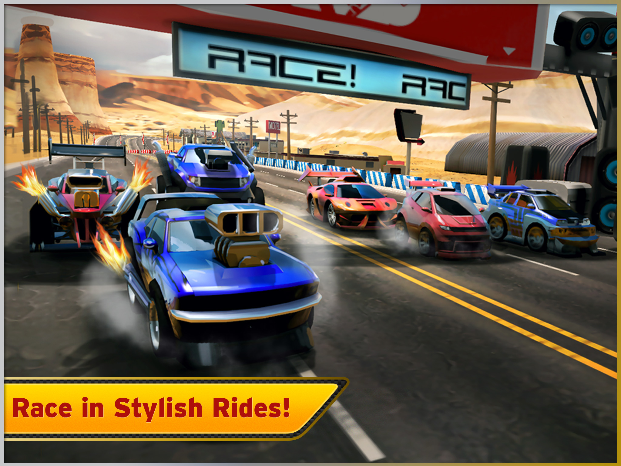 Z2 chases car racing fans with new iOS game Nitro – GeekWire
