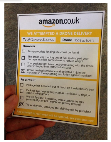 how to tell amazon to leave package at back door