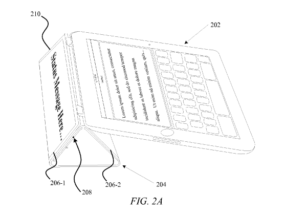 Apple Patent Filing Looks A Lot Like Microsoft Surface