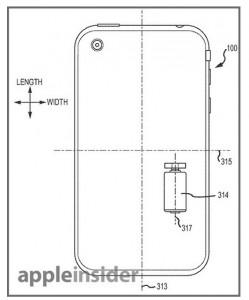 USPTO filing via Apple Insider