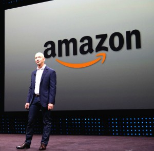 Bezos defends Amazon's profit-pinching strategy in annual letter to shareholders
