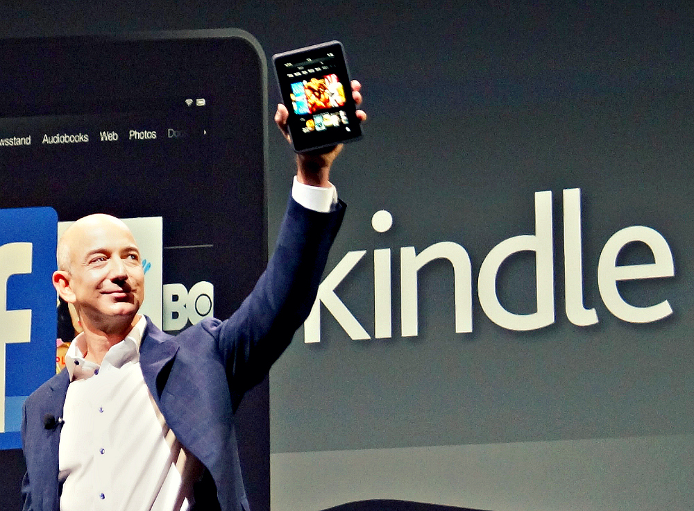 Amazon Kindle is an early hit in China, opening new doors for Bezos & Co.