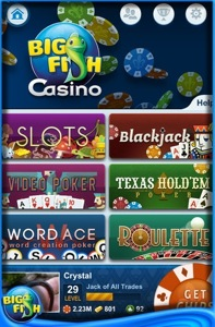 Big fish now a whale in mobile casino land launches real for Fish for money app