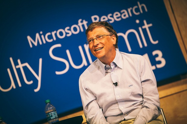 Bill Gates' stake in Microsoft is now just 1.3 percent
