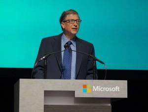 Bill Gates: Eradicating polio easier than fixing U S
