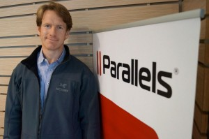 Parallels Group CEO Birger Steen