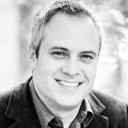 """Bloomberg Businessweek reporter and """"The Everything Store"""" author Brad Stone."""