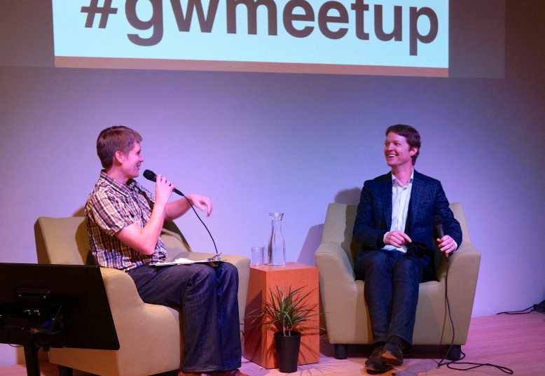 John Cook of GeekWire interviews Tableau Software CEO Christian Chabot