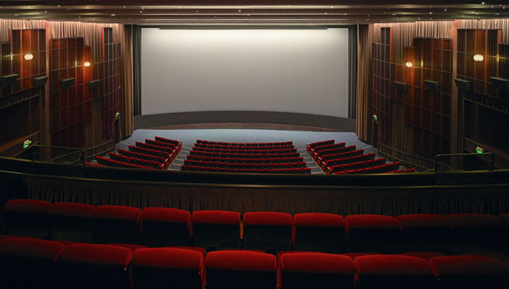 Paul Allen S Cinerama Theater To Install World S First