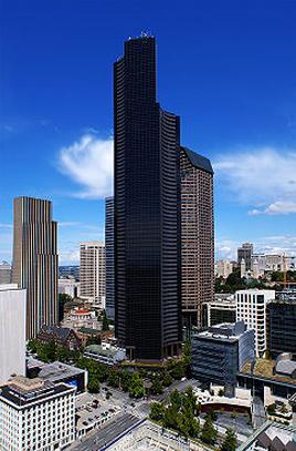 Columbia Tower via Wikipedia