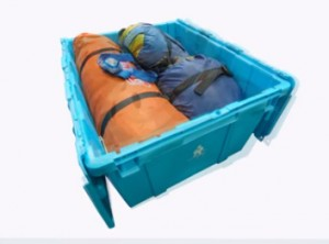 A container from Storrage