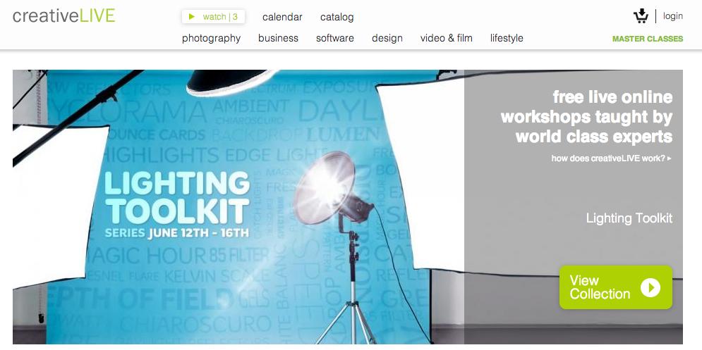 Creativelive Opens New Broadcast Studio In Bid To Take Live