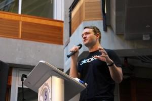 Decide's CEO Mike Fridgen