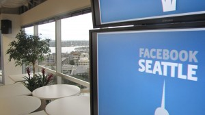 Facebook's Seattle office.