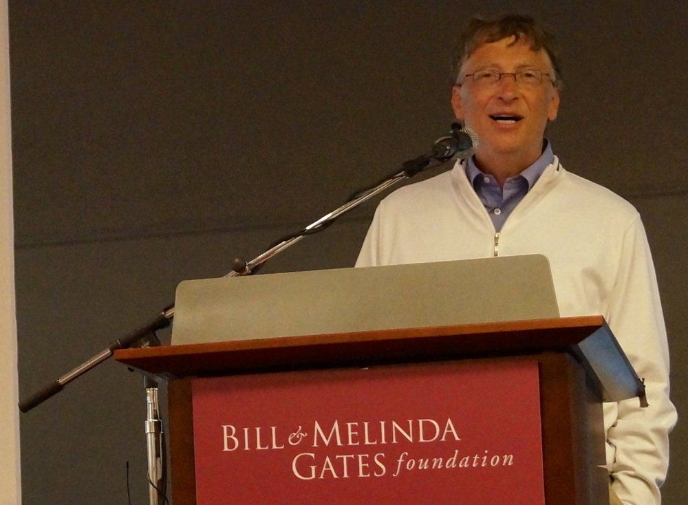 Bill Gates Wants To Reinvent The Toilet From The User