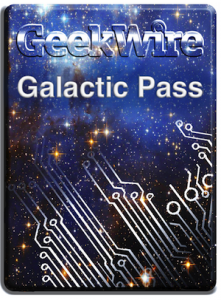 GeekWire Galactic Pass