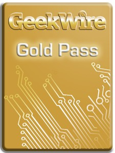 GeekWire Gold Pass