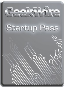 GeekWire Startup Pass