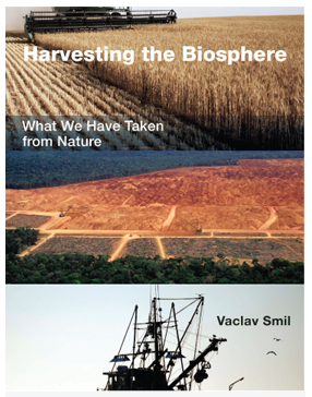 harvesting the biosphre