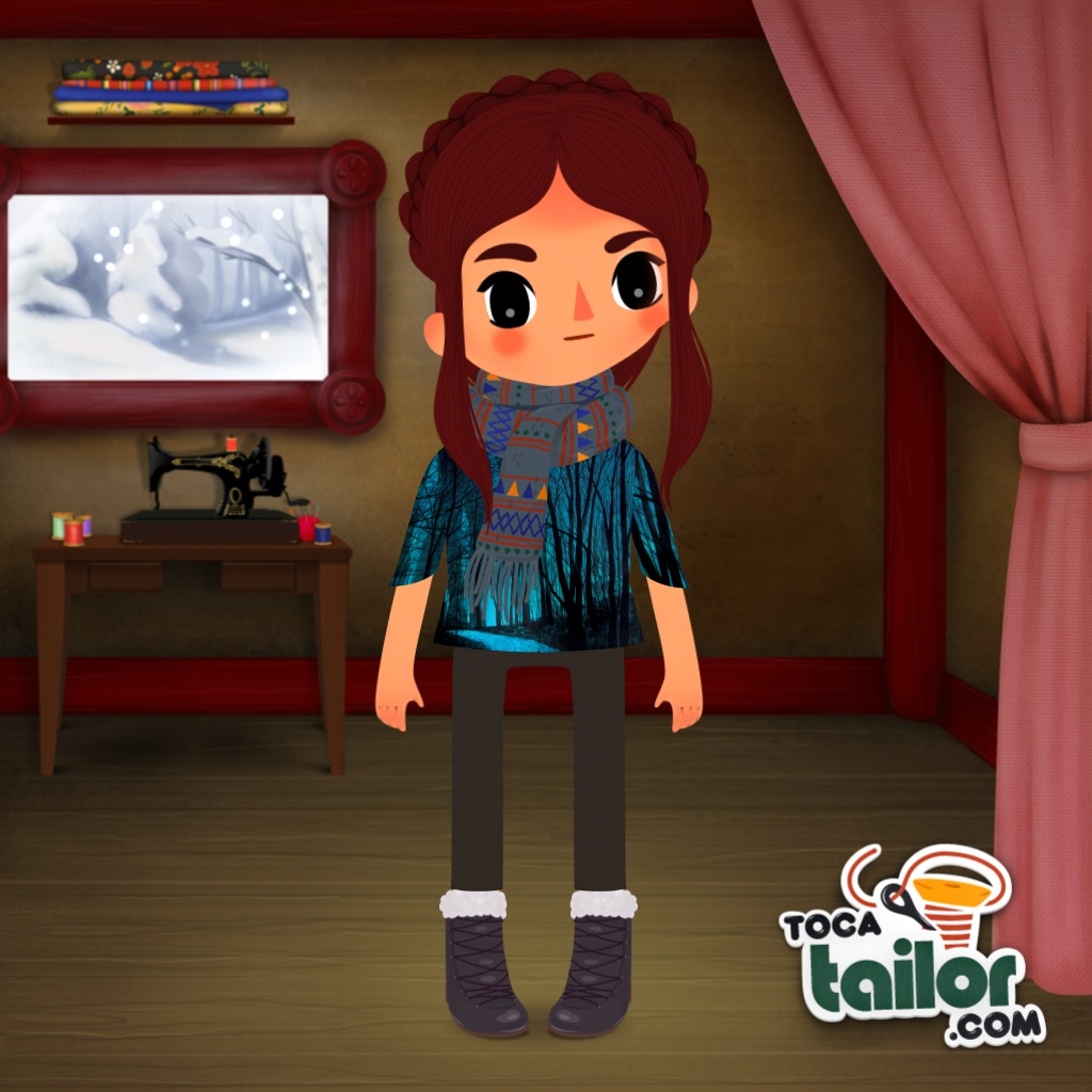 App of the Week: 'Toca Tailor Fairy Tales' is an artist's