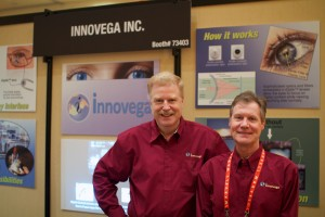 Randy Sprague and Steve Willey of Innovega