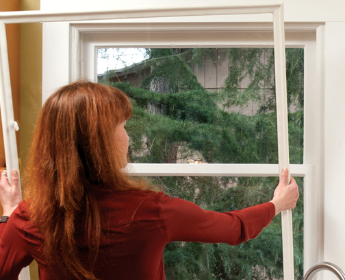 Cold Outside This Startup S Window Insert Reduces Drafts And